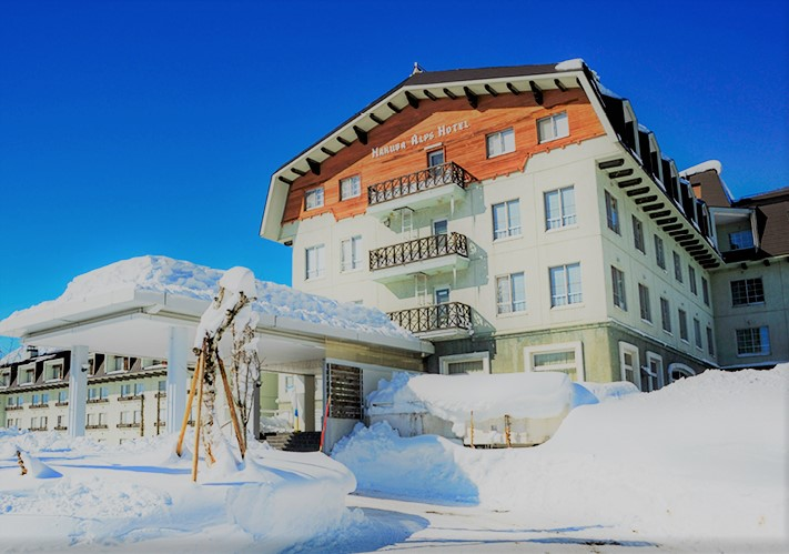 HAKUBA ALPS HOTEL Go To Travel (Скидка 35%!)